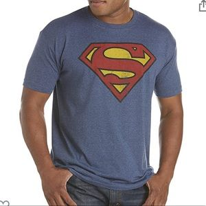 SUPERMAN GRAPHIC T SHIRT